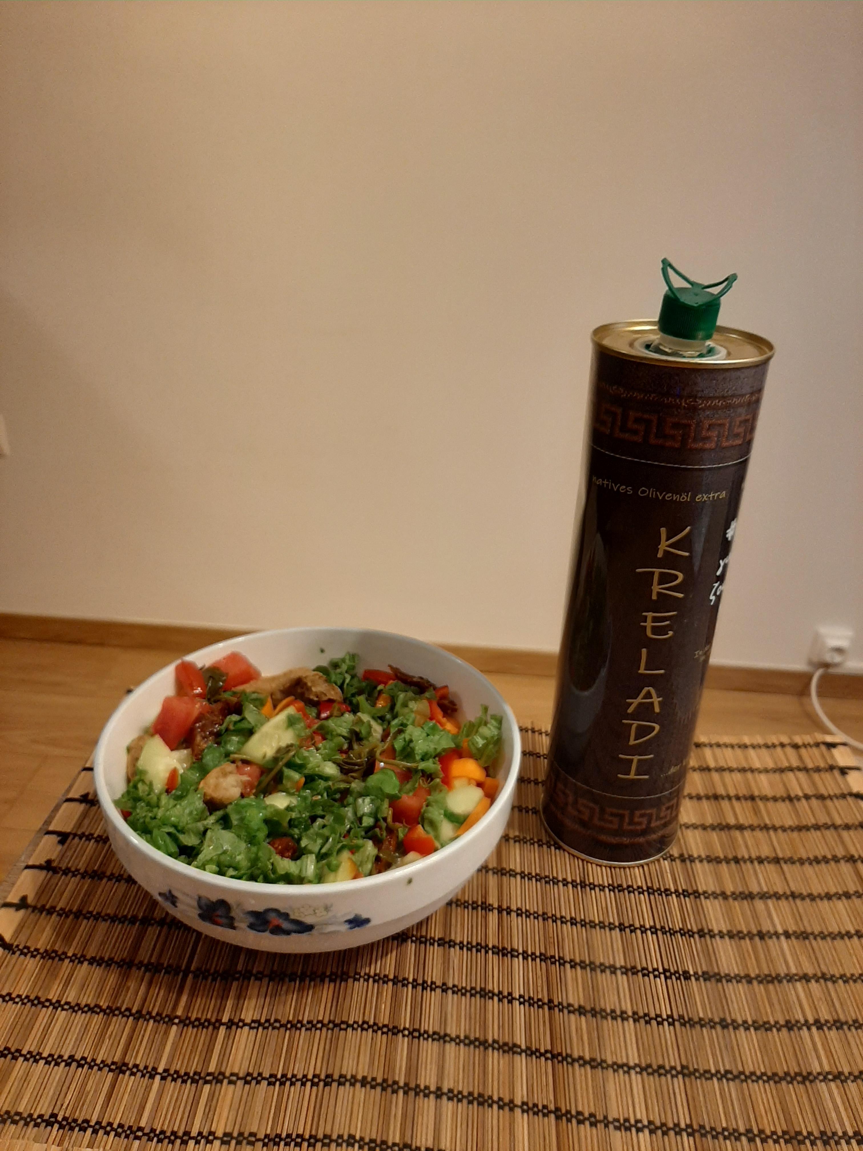 Bunter Salat ..einfach, lecker